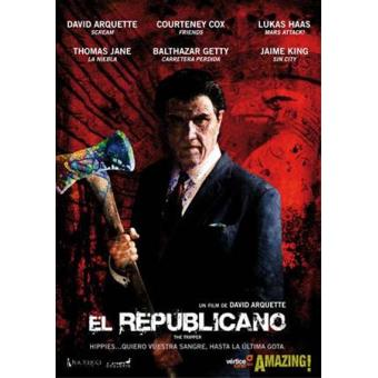El republicano - DVD