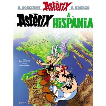 Astèrix Nº 14 a Hispània
