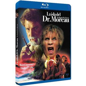 La isla del Dr. Moreau - Blu-Ray