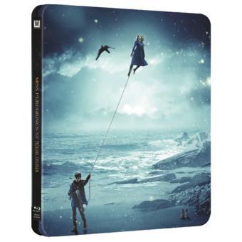 El hogar de Miss Peregrine para niños peculiares - Steelbook Blu-Ray + 3D - Exclusiva Fnac
