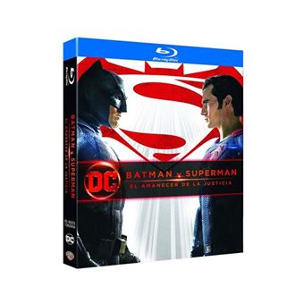Batman V Superman Ed 2018  - Blu-Ray