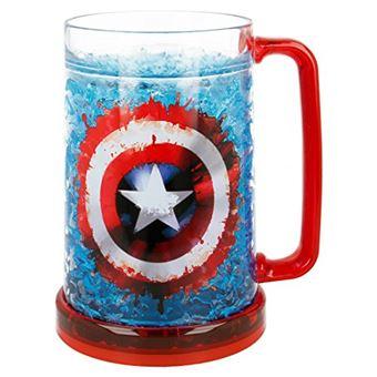 Jarra polar Marvel Capitán América - Escudo
