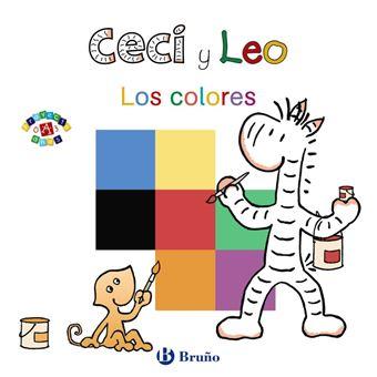 Ceci y Leo: Los colores