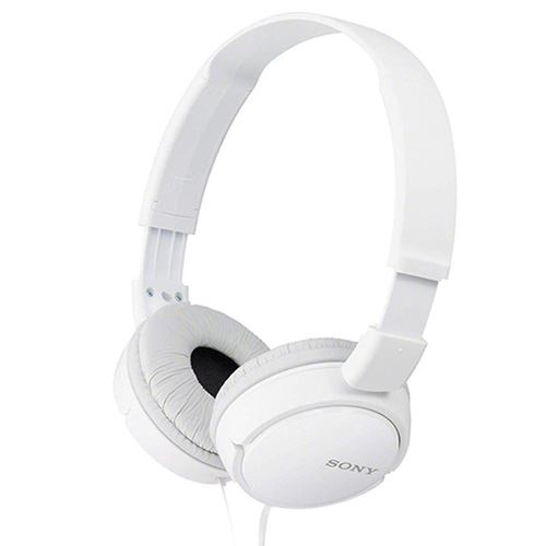 Auriculares Sony MDR-ZX110 Blancos