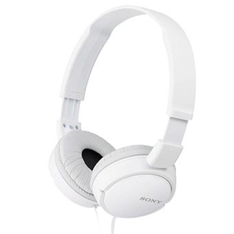 Auriculares Sony MDR-ZX110 Blanco