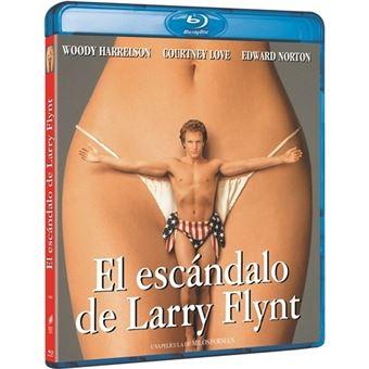 El escándalo de Larry Flynt - Blu-Ray
