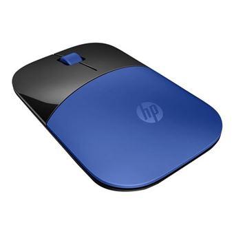 Ratón HP Z3700 azul