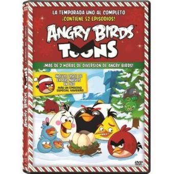 Angry Birds Temporada 1 - DVD