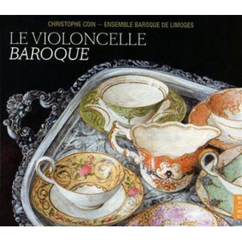 Violonchelo barroco (Box Set)