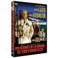 Infierno en la bahía de San Francisco - DVD