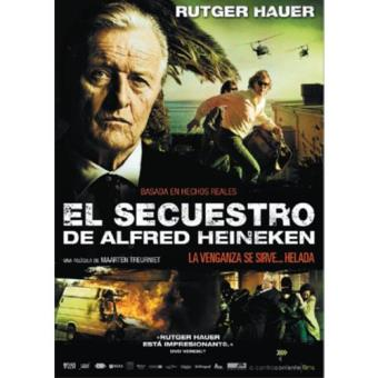 El secuestro de Alfred Heineken - DVD