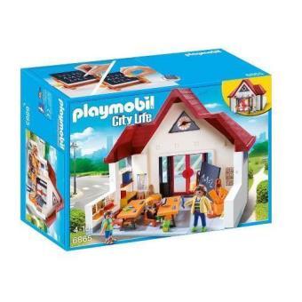 Playmobil City Life: Colegio