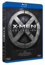 Pack X-Men Saga completa - Blu-ray