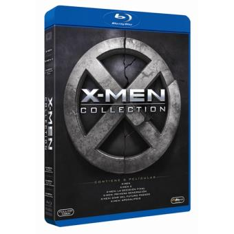 Pack X-Men Saga completa - Blu-ray