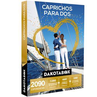 Caja Regalo Dakotabox - Caprichos para dos