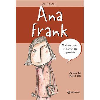 Me Llamo... Anna Frank