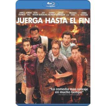 Juerga hasta el fin - Blu-Ray