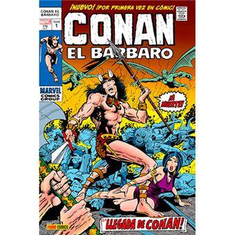 Conan el Bárbaro. La etapa Marvel original - ¡La llegada de Conan!