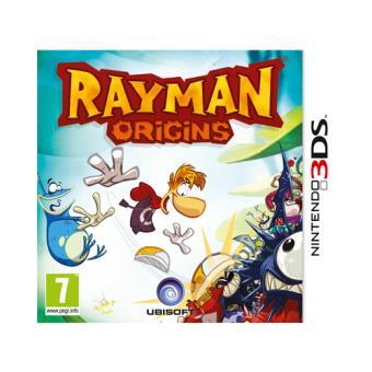 Rayman Origins 3D Nintendo 3DS