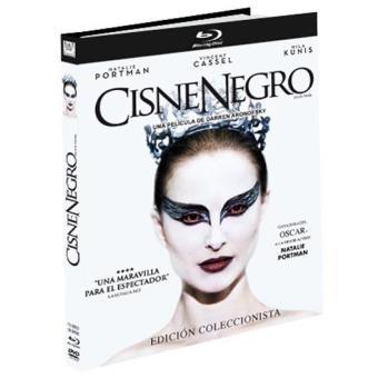 Cisne negro - Blu-Ray + DVD  Digibook