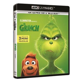 El Grinch - UHD + Blu-Ray