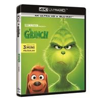 El Grinch - UHD + Blu-Ray