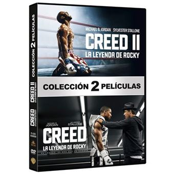 Pack Creed I + II. La Leyenda De Rocky - DVD