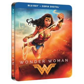 Wonder Woman - Steelbook Blu-Ray