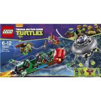 LEGO Tortugas Ninja: Ataque aéreo
