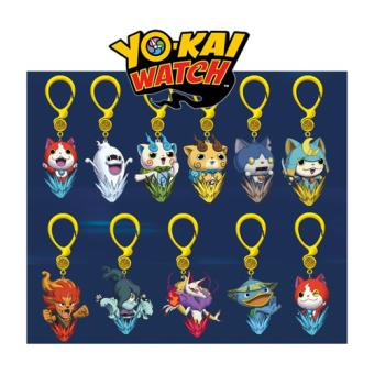 Llaveros Hanger Yo-Kai Watch Serie 1 - Varios personajes