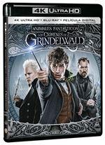 Animales Fantásticos 2: Los Crímenes de Grindelwald - UHD + Blu-Ray