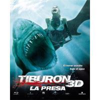 Tiburón: La presa - Blu-Ray