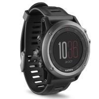 Reloj GPS con pulsómetro Garmin Fénix 3 HRM gris