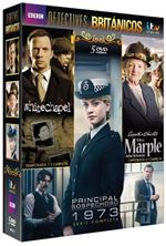 Pack Detectives británicos - DVD