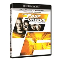 A todo gas  - Fast and Furious 1 - UHD + Blu-Ray