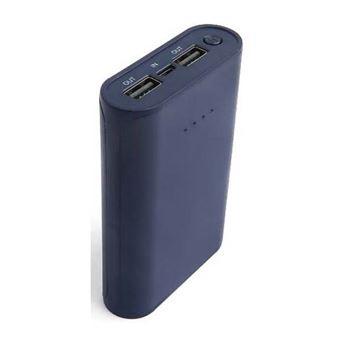 Powerbank Temium 7500 mAh USB Azul