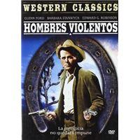 Hombres Violentos - DVD