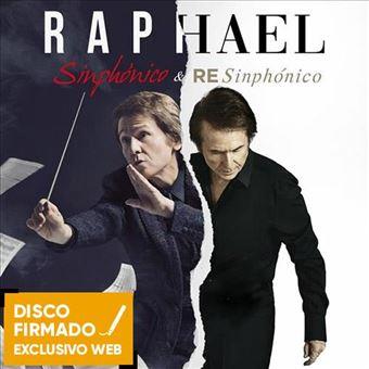 Sinphónico & RESinphónico - 2 CDs - Disco Firmado