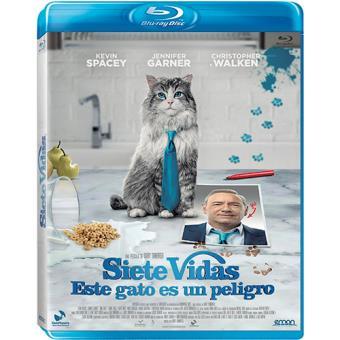 Siete vidas. Este gato es un peligro - Blu-Ray