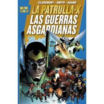 Patrulla X: Guerras Asgardianas