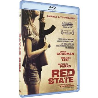 Red State - Blu-Ray