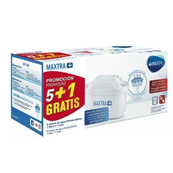 Recambio de filtros Brita 1031185 Maxtra+, 5+1 unidades