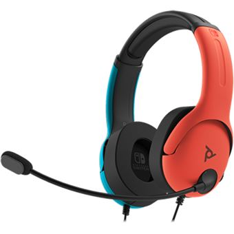 PDP Auriculares Gaming con cable LVL 40 PS4