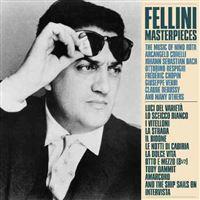 Box Set Fellini Masterpieces B.S.O. - 3 CD