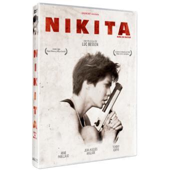 Nikita, dura de matar - DVD