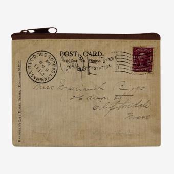 Monedero Legami Post card