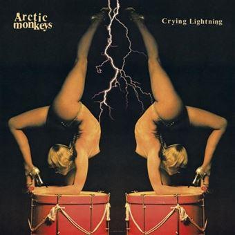 "Crying lightning - Vinilo 7"""