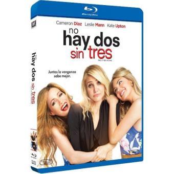 No hay dos sin tres - Blu-Ray