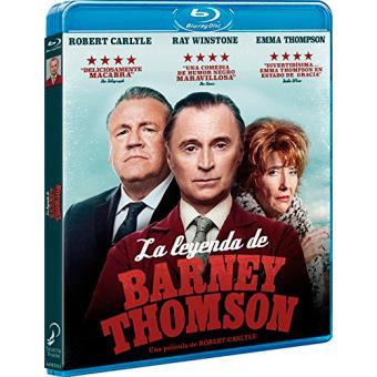 La leyenda de Barney Thomson - Blu-Ray