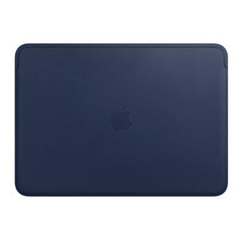 Funda de piel Apple para MacBook Pro 13'' Azul noche